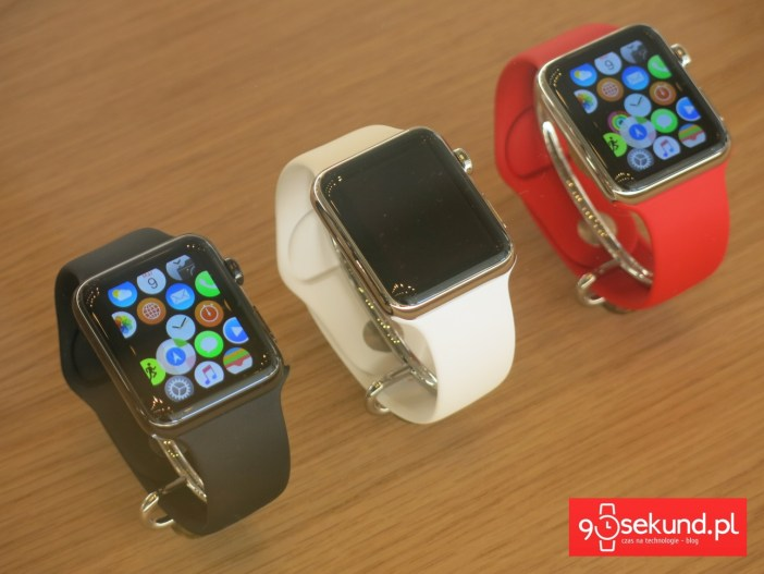 Apple Watch 1-gen. - 90sekund.pl