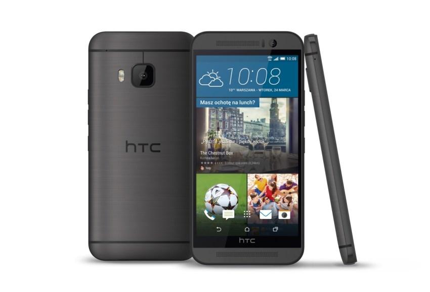 HTC One M9 (Prime Camera Edition) - fot. mat. pras.