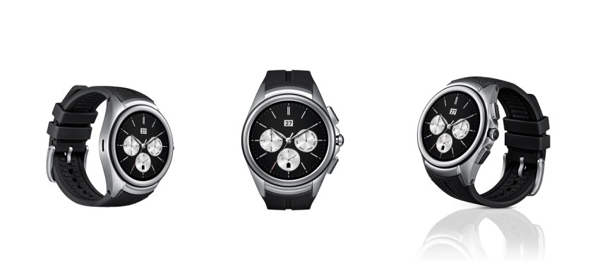 LG Watch Urbane 2 (W200) - fot. mat. pras.