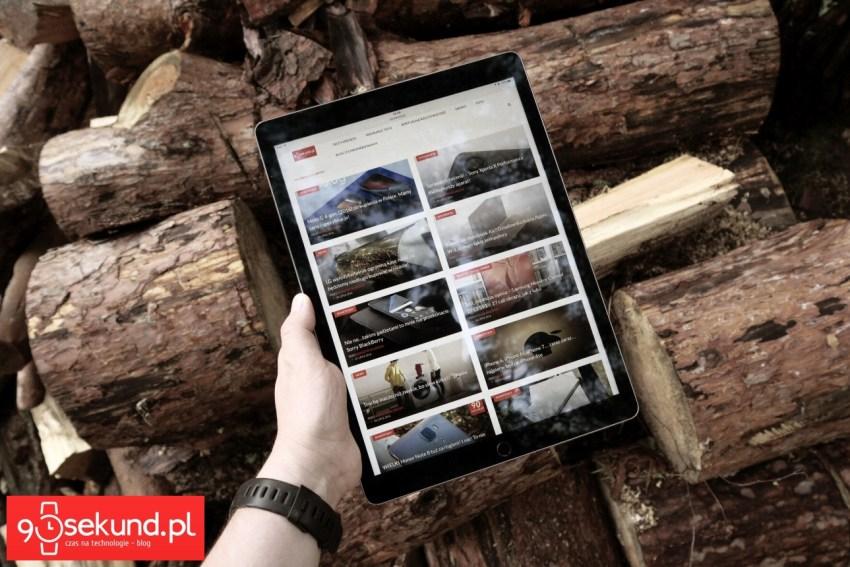 Apple iPad Pro 12,9 (2015) - recenzja 90sekund.pl