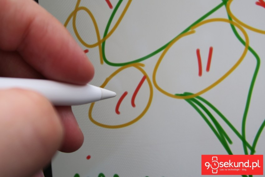 Rysik Apple Pencil do Apple iPad Pro 12,9 (2015) - 90sekund.pl