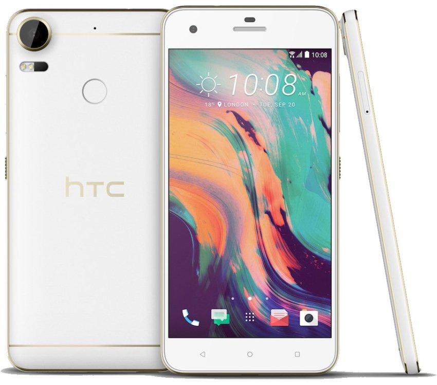 Tak ma wyglądać HTC Desire 10 w wersji białej