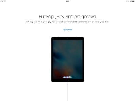 Siri jest naprawdę fajną asystentką i bardzo dobrze korzysta się z niej w języku angielskim. Szkoda, że nie ma jej jeszcze po polsku... - 90sekund.pl
