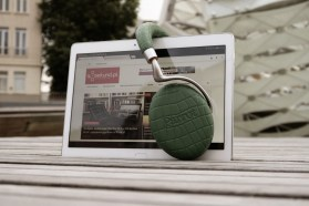 Słuchawki Parrot Zik 3 i tablet Huawei MediaPan M2 10 cali - recenzja 90sekund.pl