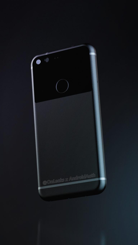 HTC Sailfish - Wizualizacja