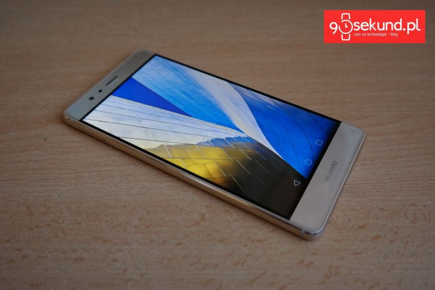 Huawei P9 - recenzja 90sekund.pl