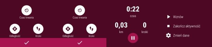 Google Fit na Lenovo Moto 360 Sport - recenzja 90sekund.pl