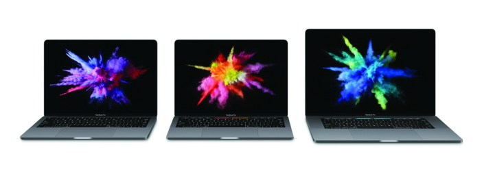 Apple MacBook Pro - mat. pras. Apple