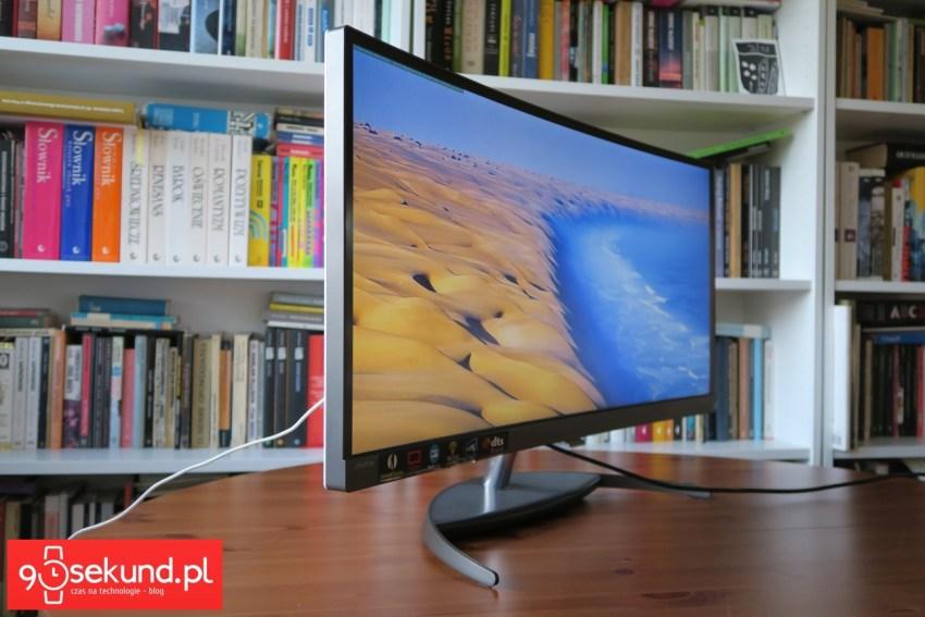 Recenzja monitora Philips Brilliance BDM3490UC - 90sekund.pl