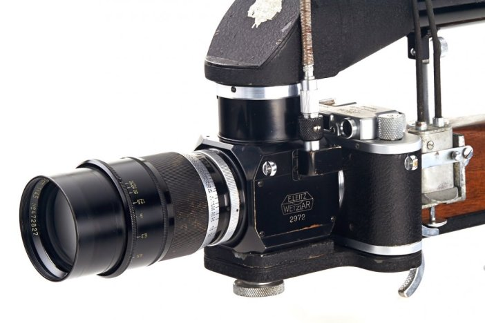 Leica Rifle Camera