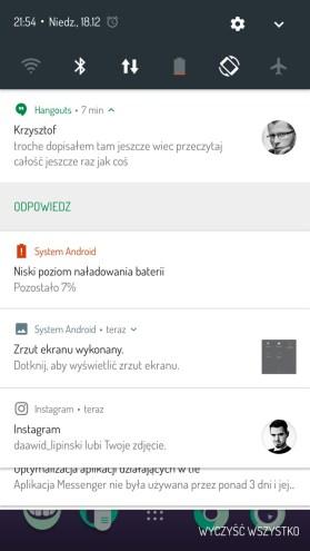 Wygląd Androida z nakładką HTC Sense w HTC 10 evo - 90sekund.pl