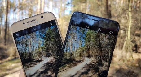 Fotograficzny pojedynek mistrzów klasy średniej! Honor 8 kontra Samsung Galaxy A5 (2017)!