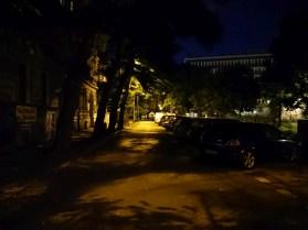 Sony Xperia XZ Premium - Zdjęcia wieczorne i nocne w trybach mieszanych: Manualnym i Lepszej Automatyki - 90sekund.pl