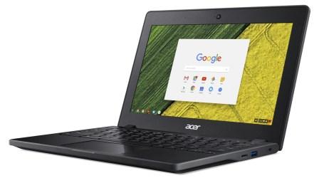 Nowy Acer C771 mówi o Chromebookach absolutnie wszystko. To nadal bezpłciowa nisza.
