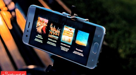 Malowanie światłem – najmniej doceniany ficzer smartfonów Huawei. A warty odkrycia!