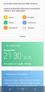 Asystentka Samsung Bixby w Samsungu Galaxy S8 - recenzja 90sekund.pl