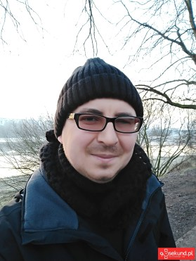 Zdjęcie wykonane z upiększaniem twarzy Motorola Moto X4 (XT1900-7) - recenzja 90sekund.pl
