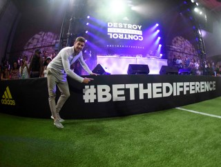 Steven Gerrard - adidas Be The Difference LA