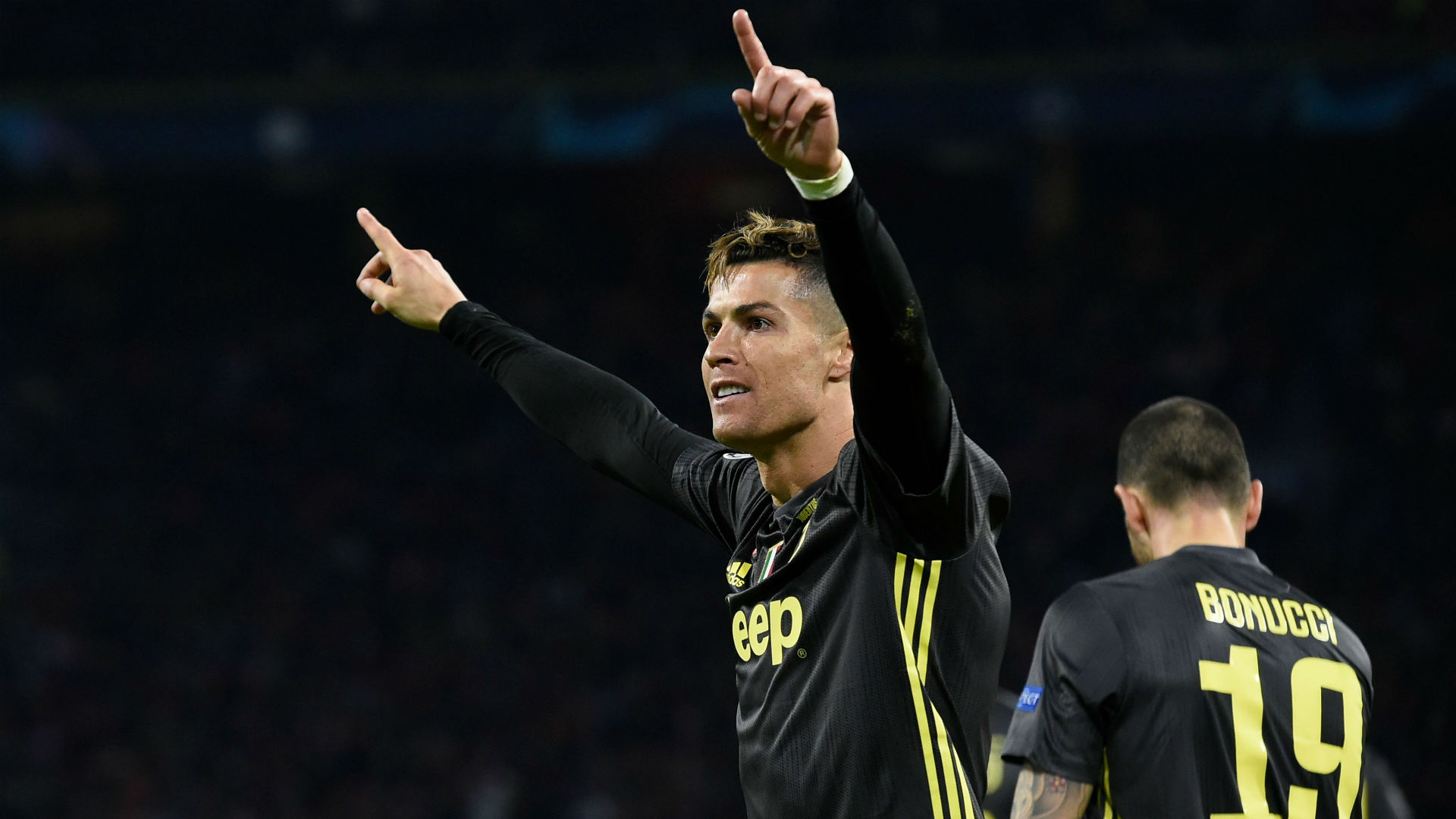 Ronaldo won't play with Juventus likely to clinch title