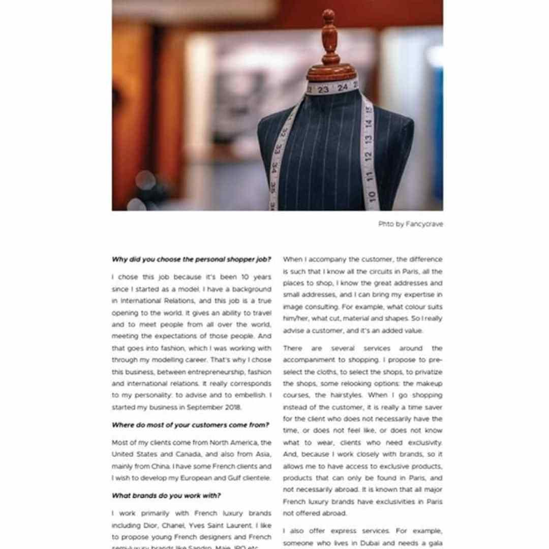 Nomad Europe Magazine