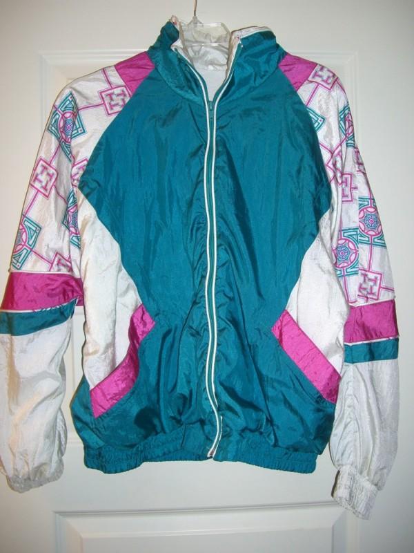 90s Misty Valley Sport Windbreaker  90s Vintage