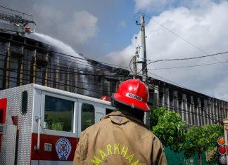 Fue asistido incendio del Ensanche La Fe bajo la coordinación del Sistema 9-1-1