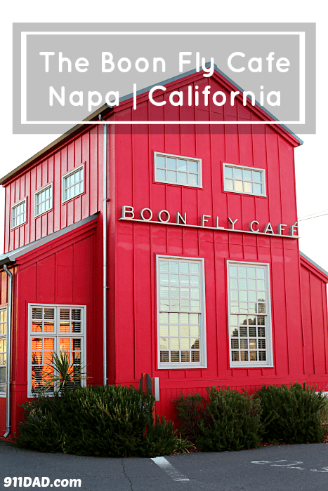 Visit The Boon Fly Cafe in Napa, California for a delicious breakfast. Read my review (with mouthwatering pictures) here.
