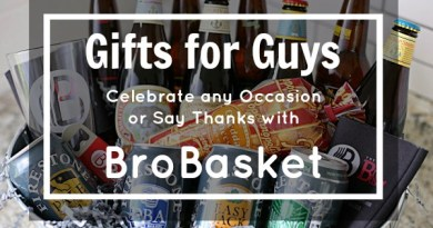 These are great gifts for guys. Customize a BroBasket with their favorite beer, liquor, snacks, and other goodies. Even a CrossFit basket option! Saving this for the next time I need gift ideas for guys.