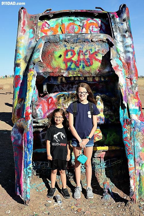 visit cadillac ranch amarillo texas