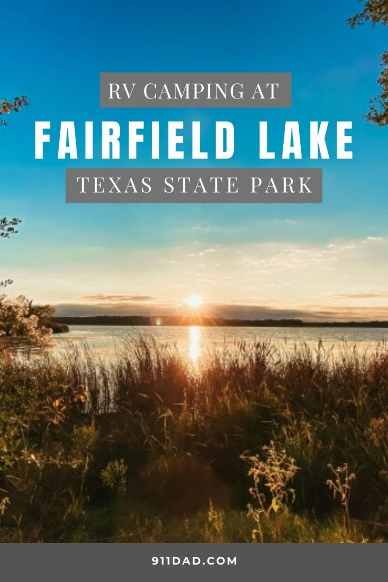 Fairfield Lake State Park is a beautiful Texas State Park located about 90 minutes southeast of Dallas. With over 130 campsites located around Fairfield Lake and plenty of outdoor activities, you're sure to find something for everyone at this peaceful spot.