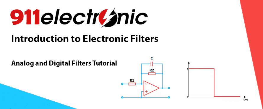 Band Stop Filter Electronic Circuits And Diagramelectronics