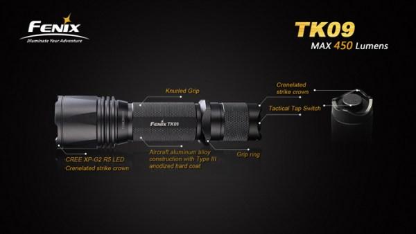 Fénix TK09