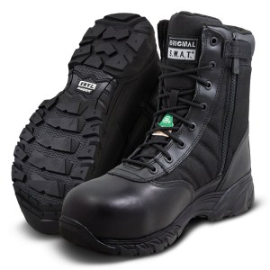 "SWAT Classic 9"" SZ WP Safety Women Boots"