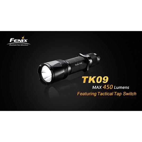 Fenix TK09 Flashlight