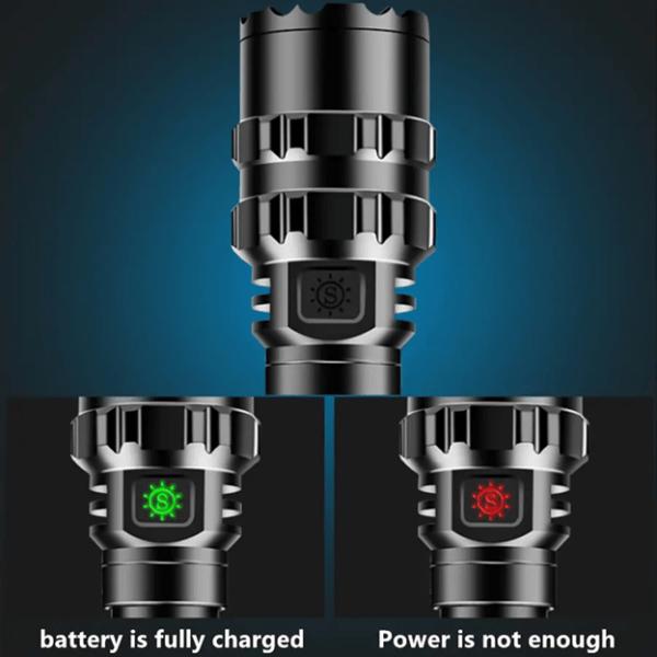 Xanes Tactical Flashlight