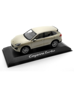 Porsche Cayenne EII Turbo (958) - 2014 [Porsche Dealer Model WAP0200050E
