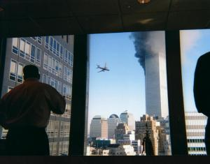Hit 911 9 11 9 11 Terrorist Attack On Twin Towers Word Trade Center