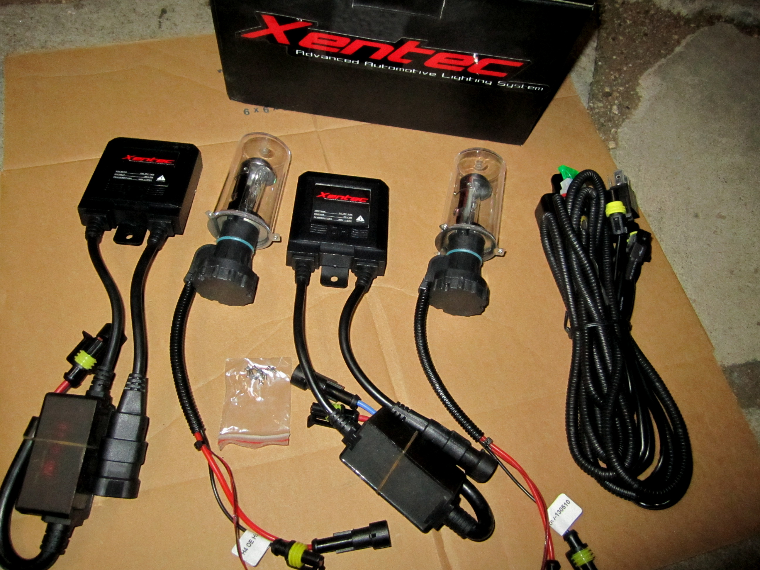 xentec hid wiring diagram 9007 free ford giveaway 21 images