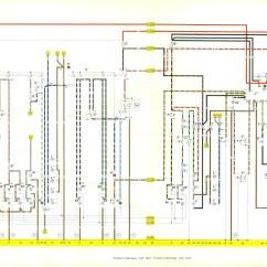 1975 Porsche 914 Wiring Diagram Telecaster Humbucker Current Flow Electroclassic Ev