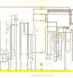 current flow electroclassic ev porsche 914 engine wiring diagram porsche 914 engine wiring diagram [ 5882 x 1608 Pixel ]