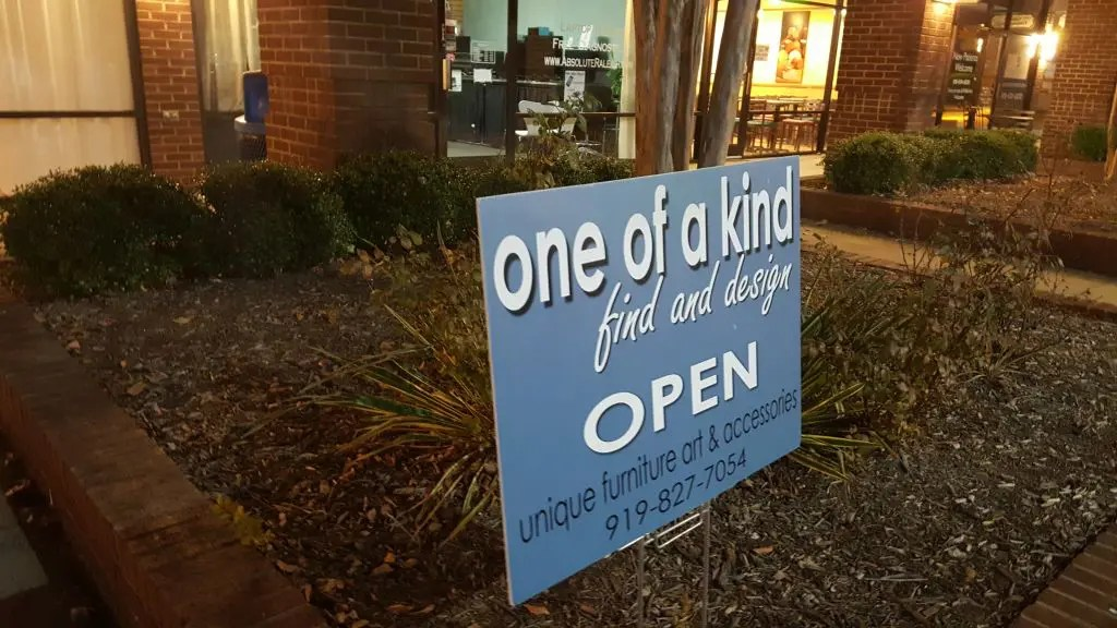 One Of A Kind Find And Design 919raleigh