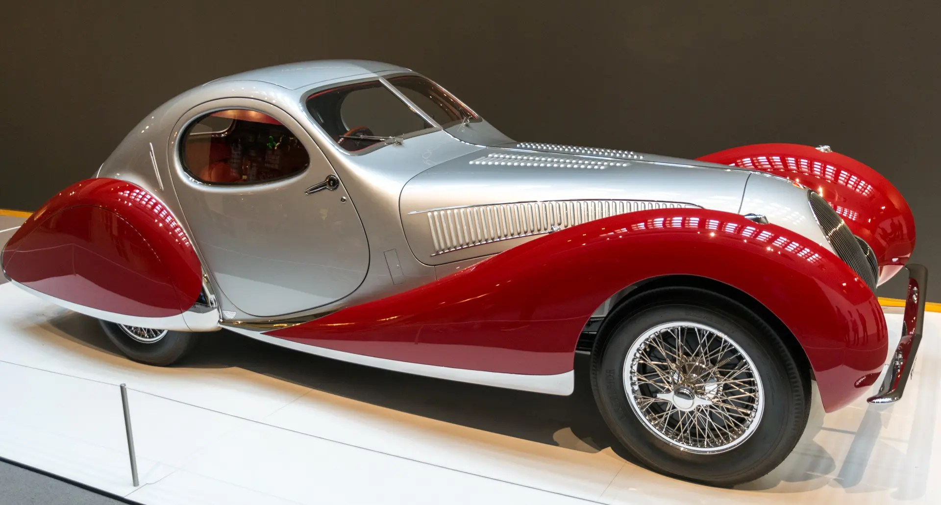 Old Fashioned Cars >> NCMA: Rolling Sculpture - Art Deco Cars • 919RALEIGH