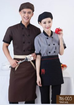 TH6-003 Chef Uniform