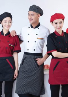 TH6-008 Chef Uniform