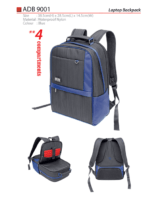 ADB 9001 Laptop Backpack
