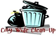 CITY WIDE CLEAN UP