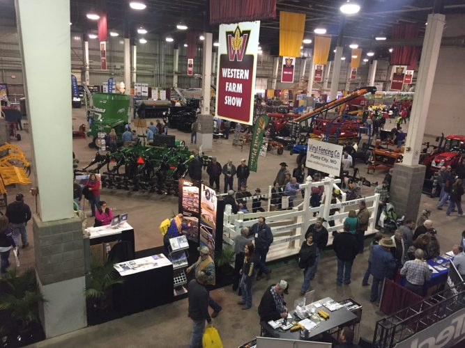 WESTERN FARM SHOW SHOWROOM PICTURE FOR 2019