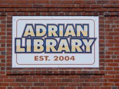 adrian library