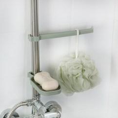 Farm Kitchen Sink Modern Sinks 水龙头置物架水池收纳架子厨房用品用具小百货水槽海绵抹布沥水架 世俗缘 收藏