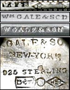 Native American Silversmiths Marks : native, american, silversmiths, marks, American, Silver, Marks, Initials, Online, Encyclopedia, Marks,, Hallmarks, Makers'